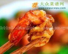 【新品】梅菜肉酱爆虾仁