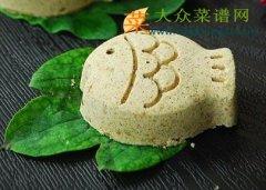 【新品】茶汤绿豆糕