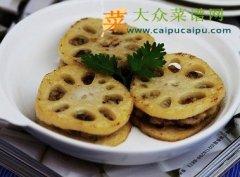 【新品】吉祥藕饼