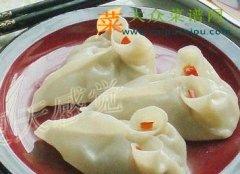 【新品】鱼形蒸饺