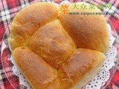 【新品】鲜奶油面包