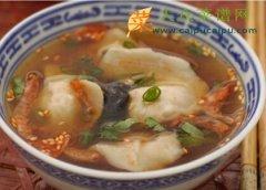 【新品】酸汤饺子