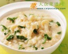 【新品】蘑菇菜丝燕麦粥