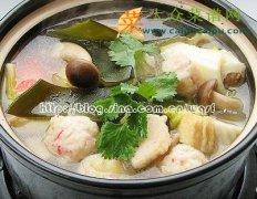 【新品】三鲜砂锅