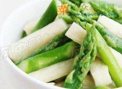 【新品】清炒茭白芦笋