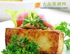 【新品】泡菜虾仁镶豆腐
