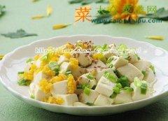 【新品】咸蛋拌豆腐