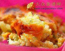 金枪鱼蔬菜�h饭